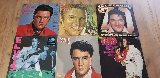 Płyty winylowe Elvis Presley