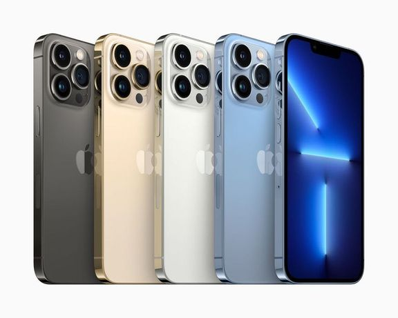 NEW Apple iPhone 13 Pro Max 128GB Sierra Blue/ Silver/ Graphite/ Gold
