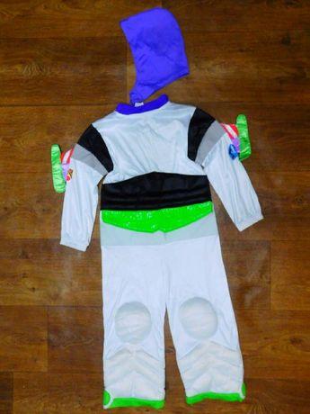 костюм Баз 3-4 года Disney новогодний карнавальный со шлемом и крыльям