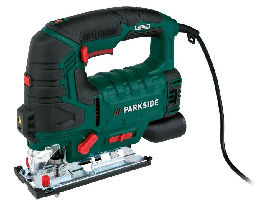 PARKSIDE® Wyrzynarka PSTD 800 C3, 800 W Gostyń - image 1