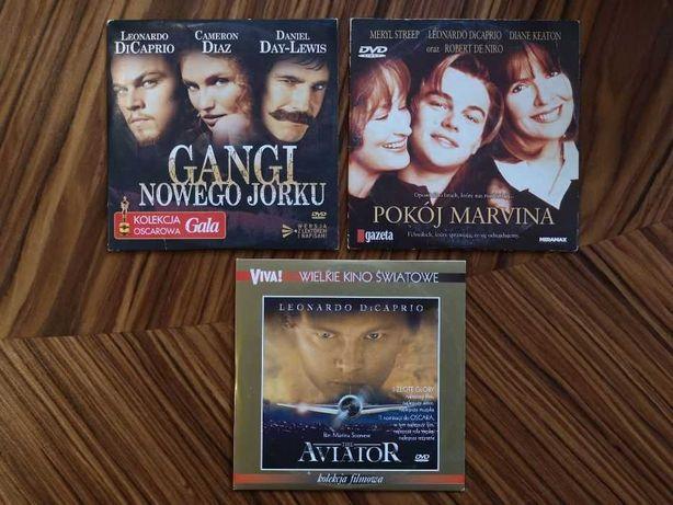 DVD z Leonadro DiCaprio