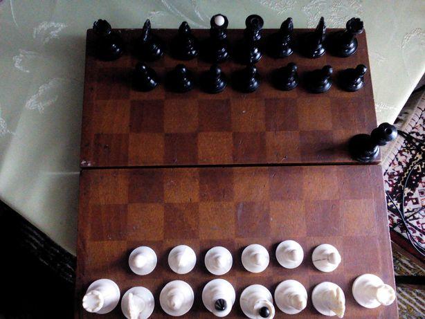 Шахмати 50-ті роки СССР 35*35 см