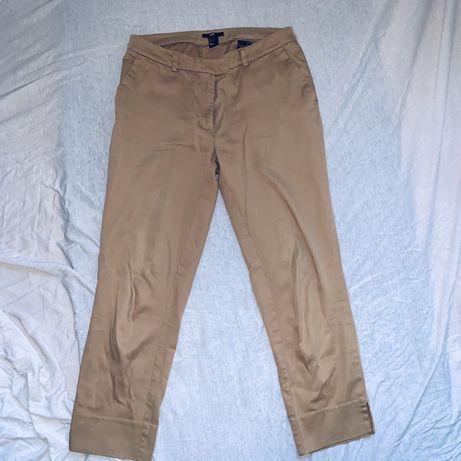 H&M Ідеальні штани , бежевого кольору