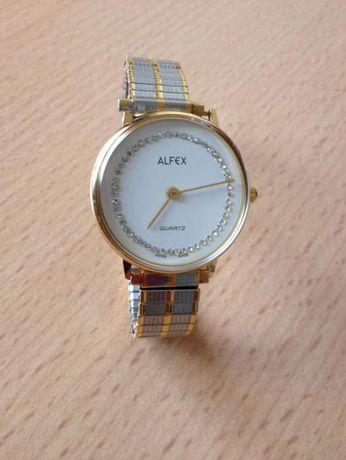 Relógio Alfex, de 1987, série limitada, está como novo
