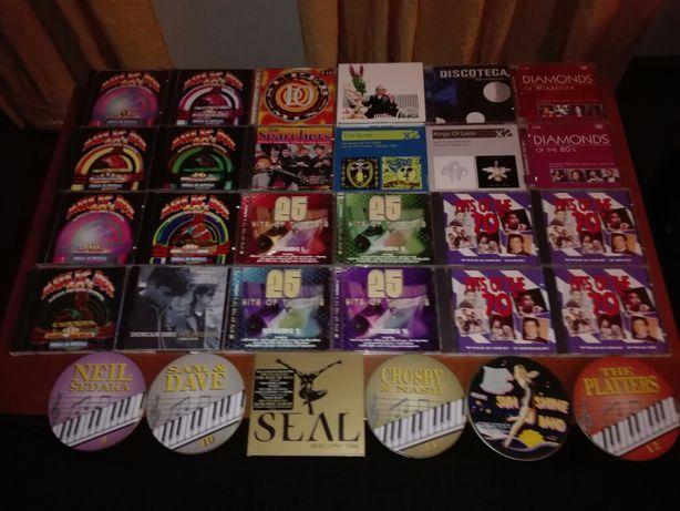 Vendo lote de cd's