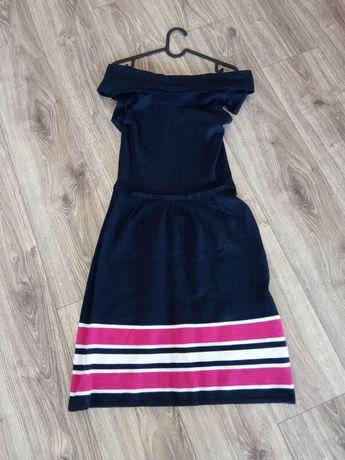 Sukienka granatowa Orsay, rozmiar 38