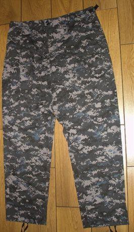 Spodnie wojskowe US ARMY BDU Large Regular !