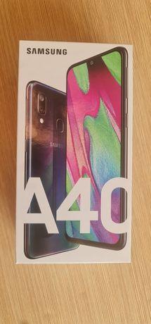 Samsung Galaxy a40 nowy 3szt.