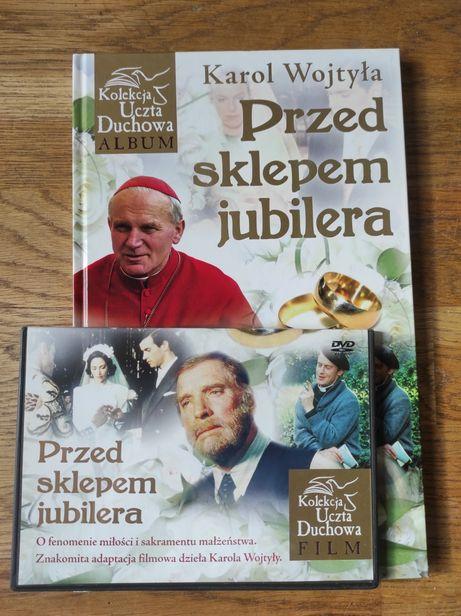 Przed sklepem jubilera - książka i film DVD, prezent na ślub, rocznicę