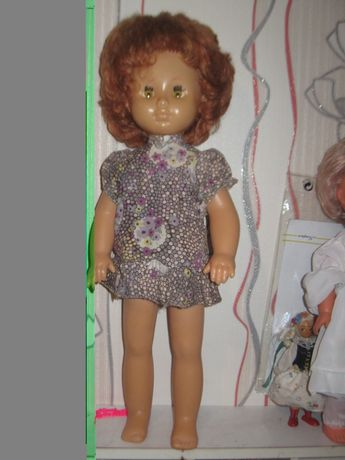 большая Донецкая шагающая кукла 61 см. без наложки