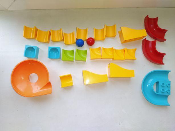 Конструктор аквапарк лабиринт подходит Lego duplo aнaлoг лего дупло