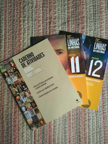 [MATERIAL ESCOLAR] Caderno de Atividades de 10 11 e 12 ano (HistóriaA)