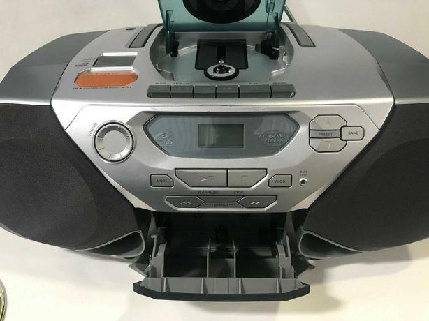 Boombox Philips AZ1040 CD Radio Kaseta Magnetofon