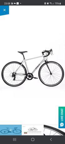 Bicicleta de estrada triban