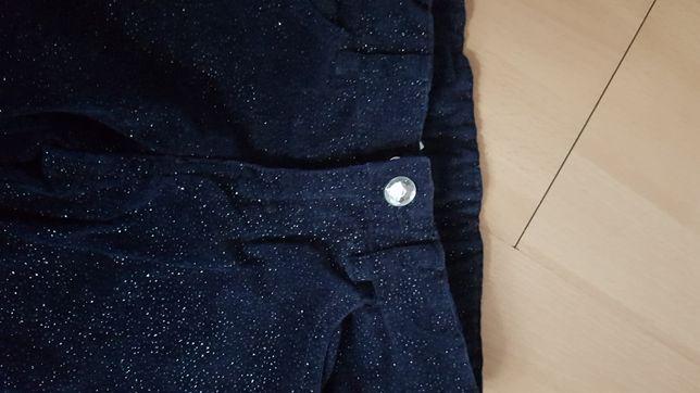 Spodnie 116 122