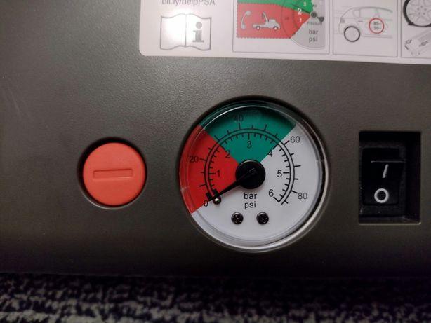 Active tools Оригінальний автомобільний компресор і герметік