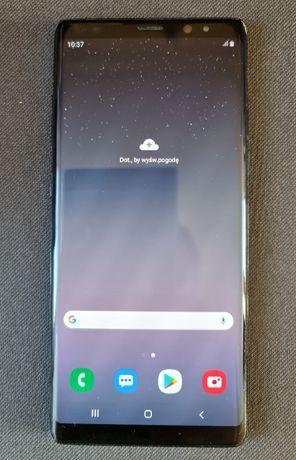 Sprzedam pilnie Samsung Note8 64 Gb + stacja DEX.
