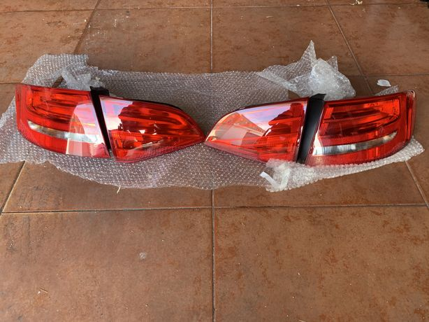 Farolins Audi A4 B8 originais