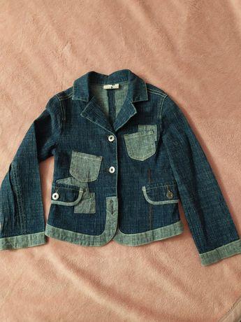 Джинсовый пиджак жакет,джинсовая куртка