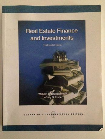 Real Estate Finance and Investments - 13th edition