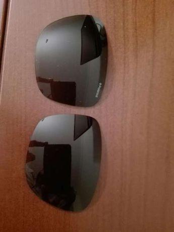 Lentes de oculo de sol paroid, original novo sem uso