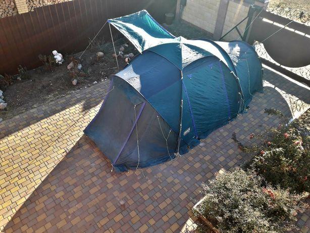 Кемпинговая палатка Coleman BI Space 700