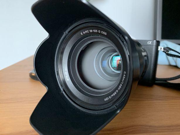 Sony a6300 + objektyw Sony E OSS 18-105 f/4 + Filter Fotga