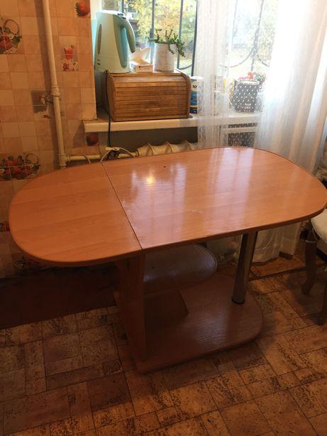 Стол раскладной на кухню