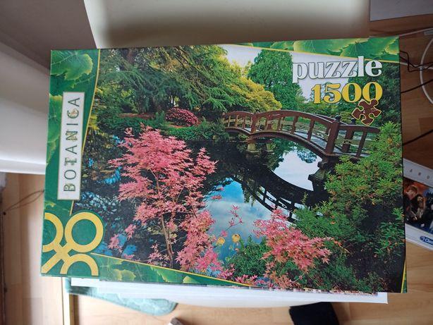 Zamienię na inne puzzle 1500 elementów
