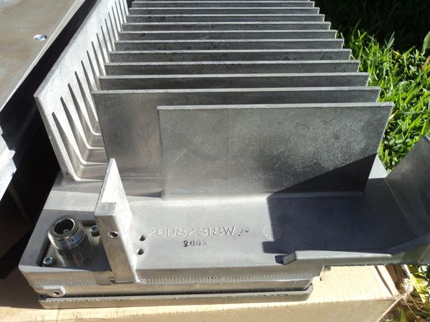 Amplificador Motorola vhf e uhf 125w
