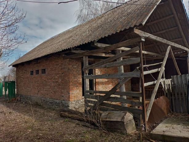 Продам будинок с.М'якоти,Хмельницька обл.