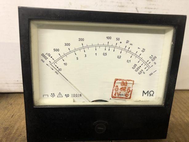 Омметр м903-1