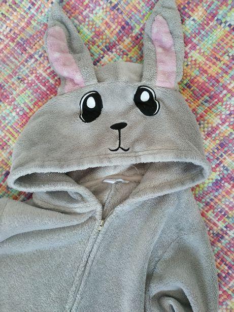 Кугуруми зайчик кролик костюм Домашний пижама женская плюшевый