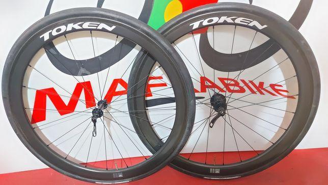 Rodas de carbono Token