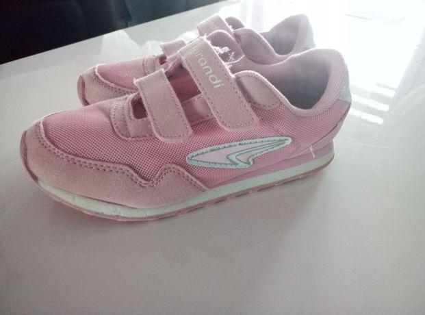Buty SPRANDI  ( różowe) dla dziewczynki