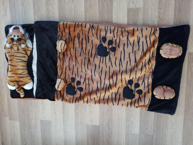 Śpiwór tygrysek