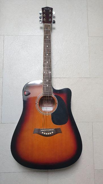 Gitara akustyczna T. Burton Greengo by Kisielewski