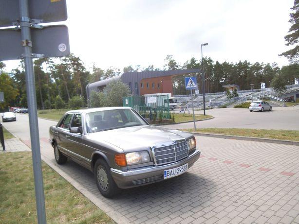 Mercedes w126 4,2 s
