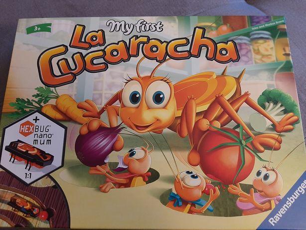 Gra My first La Cucaracha- jak nowa, nietrafiony prezent