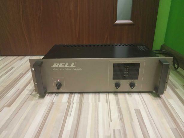BELL 2002 Stereo Amplifier/zawodowa końcówka/Japan