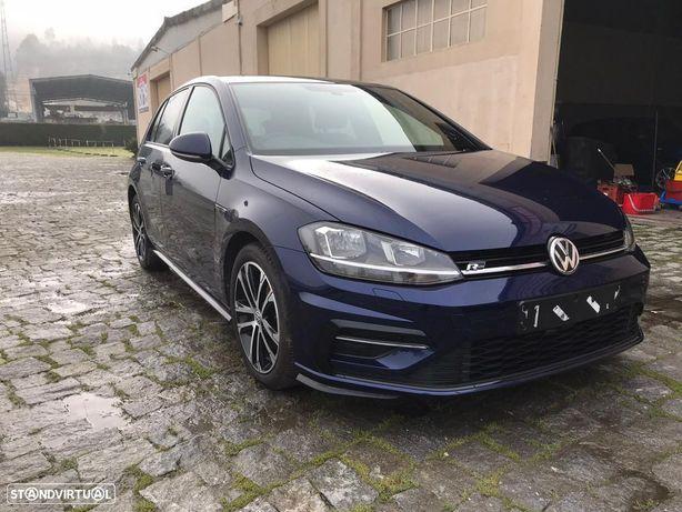 VW Golf VII R Line 2.0 Tdi 2017 para peças