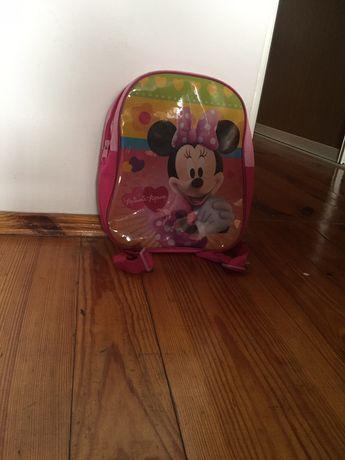 Mały plecak myszka Minnie bdn