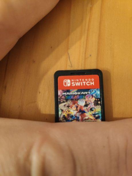 Mario Kart 8 deluxe na Nintendo Switch wersja fizyczna