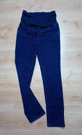 41. Spodnie jeansy ciążowe bonprix bpc