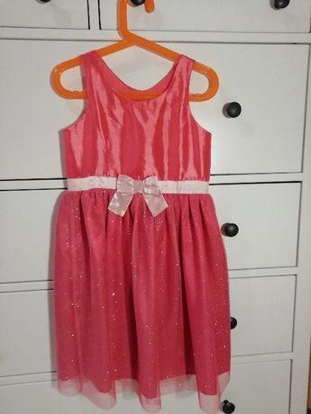 Sukienka H&M w rozmiarze 128