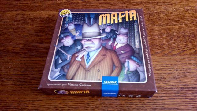 mafia- gra planszowa