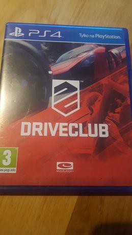 Gra Driveclub  ps4