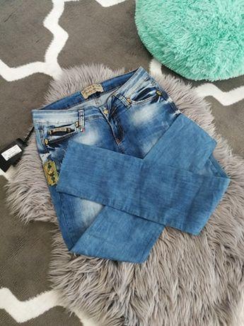 Nowe jeansy Philipp Plein W30L31
