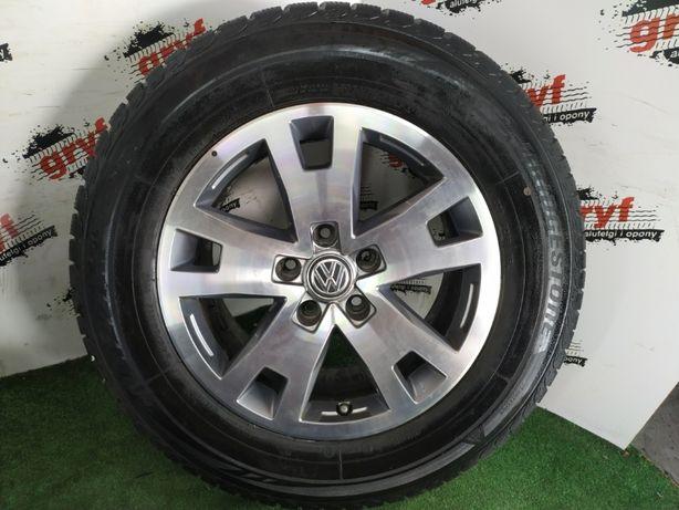"""Alufelgi 17"""" 5x120 Oryginał VW Amarok z oponami"""
