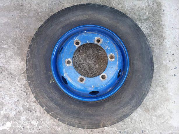 Диск для грузовой машины с резиной R 17.5*5.25